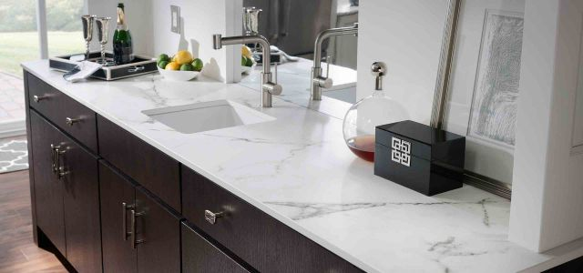 Dekton Kairos Wet Bar